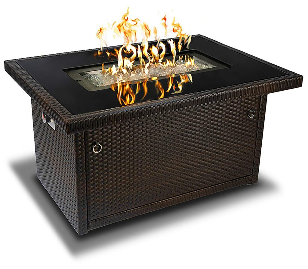 Outland Living Firebowl Deluxe Portable Gas Fire Pit