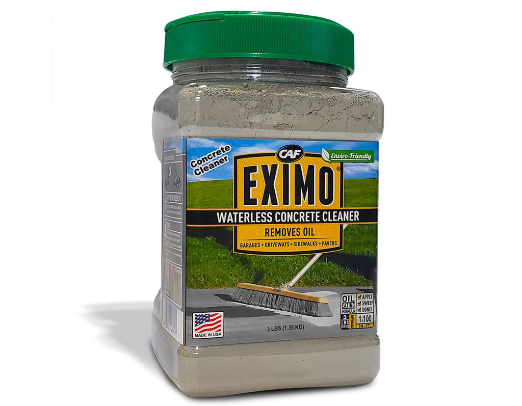CAF Outdoor Cleaning EXIMO Concrete Cleaner